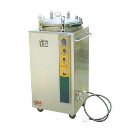 autoclave gea 100 liter