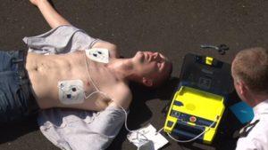 Contoh Prosedur Penggunaan Alat AED