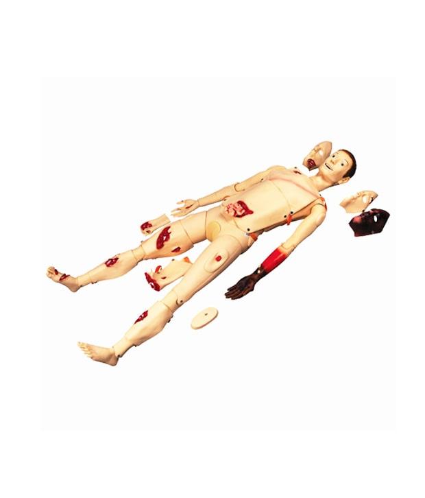 phantom perawatan luka trauma